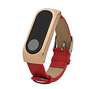 For Xiaomi Watch 2 watch band Stainless Steel Genuine Leather Leather Loop