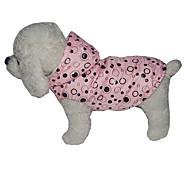 Собака Толстовки Одежда для собак Сохраняет тепло Горох