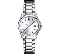 Casio Watch Pointer Series Classic Fashion Simple Waterproof Quartz Women's Watch LTP-1183A-7A