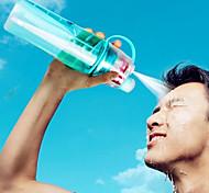 Для занятий спортом На открытом воздухе Активный отдых На выход На каждый день Идти Стаканы, 600 Пластик Солома Вода СокКаждодневные