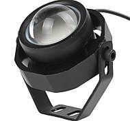 1шт супер яркая вспышка водить автомобиль противотуманные света водонепроницаемый 1000lm 10w drl орел глаз дневной свет бег реверс