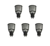 7W LED Spot Lampen 1 COB 780 lm Warmes Weiß Kühles Weiß Dekorativ V 5 Stück