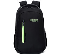 Backpacks for Universal Power Supply Flash Drive Hard Drive Power Bank Mouse Headphone Earphone Solid Color Nylon Material