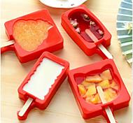 1 шт. Инструменты для выпечки Для получения льда Для мороженого Силикон Инструмент выпечки