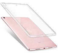 Для ipad pro 10.5 корпус ультратонкий кристально чистый tpu задний мягкий защитный чехол ipad (2017) pro 9.7 воздух 2 воздушный ipad 2 3 4