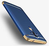 Чехол для huawei mate 9 pro mate 9 роскошное золото жесткий чехол задняя крышка покрытие съемный 3 в 1 случае