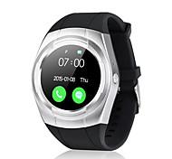 Смарт-часы Защита от влаги Длительное время ожидания Израсходовано калорий Педометры Регистрация деятельности Спорт Сенсорный экран Аудио