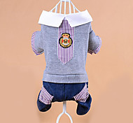 Dog Clothes/Jumpsuit Dog Clothes Casual/Daily British