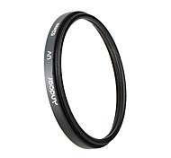 Andoer 52mm uv cpl fld filtro circular filtro circular filtro polarizador filtro fluorescente com saco para nikon canon pentax sony dslr