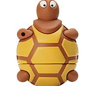 Горячие новые черепахи мультфильмов usb2.0 16gb флеш-накопитель u дисковая карта памяти