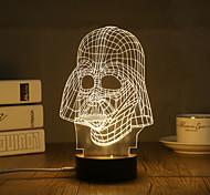 Dekorations Beleuchtung LED-Nachtlicht USB-Lichter-0.5W-USB Dekorativ - Dekorativ