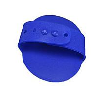 Cachorro Saúde Banhos Portátil Massgem Elástico Azul