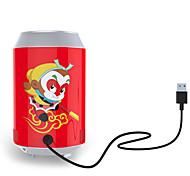 Kemin портативный usb может сформировать охладитель мини-коксовый холодильник напиток usb охлаждение подарок рефрижератора
