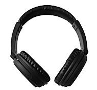 Kst-900 headband беспроводные наушники гибридный пластиковый мобильный телефон наушники шумоизоляция с гарнитурой регулировки громкости
