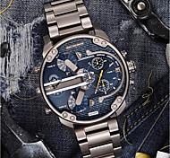Муж. Детские Спортивные часы Армейские часы Нарядные часы Модные часы Наручные часы Часы-браслет Повседневные часы КварцевыйКалендарь С