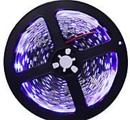 72W Гибкие светодиодные ленты 6950-7150 lm DC12 V 5 м 300 светодиоды Теплый белый белый синий