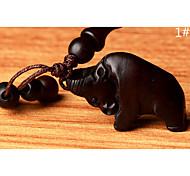 Сумка / телефон / брелок шарм животное мультфильм игрушка китайский стиль деревянный
