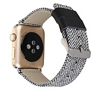 Для 38/42 мм яблочных часов серии 2 серии 1 замена ленты из нержавеющей стали металлическая застежка пряжка удобная джинсовая ткань и
