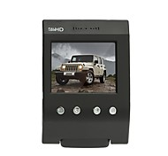 A11 720p 120° Автомобильный видеорегистратор 2,0 дюйма LED КапюшонforУниверсальный Режим парковки Обноружение движения автоматическое
