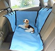 Собака Чехол для сидения автомобиля Животные Корзины Бежевый Синий