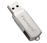 Caraele metal rotary fat man usb2.0 256gb флеш-накопитель u дисковая карта памяти