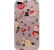 Для яблока iphone 7 7plus phone case tpu материал утренняя картина славы окрашенная телефонная сумка 6s плюс 6plus 6s 6 se 5s 5