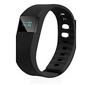 Муж. Смарт-часы Модные часы Цифровой силиконовый Группа Черный Синий Оранжевый Зеленый Фиолетовый