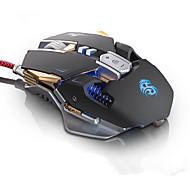 G10 мышь для мыши 9 кнопок 4 цвета с подсветкой usb проводная геймерная мышь профессиональные оптические мыши 4000 настраиваемые dpi