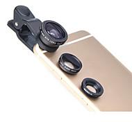 Lieqi lq-011 объектив для объективов с оптическими линзами широкоугольный объектив макросъемка алюминиевый 10x сотовый телефон объектив