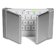 Bluetooth Управление клавиатурой Складной Для Windows 2000/XP/Vista/7/Mac OS Андроид OS iOS iPad mini 2 iPad mini 3 iPad Air iPad Air 2