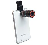 объектив для мобильного телефона fanyabi 8x длинный фокусный объектив из алюминиевого сплава для мобильного телефона android iphone