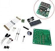 4-разрядный цифровой набор для производства электронных часов набор наборов diy