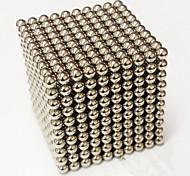 Магнитные игрушки 1000 Куски 3 М.М. Избавляет от стресса Магнитные игрушки Кубики-головоломки Исполнительные игрушки головоломка Куб Для