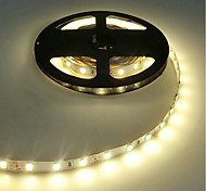 свет проводов 5630 smd 5m 300led холодный белый / белый / теплый белый гибкий свет высокой яркости водонепроницаемый внутренний домашний
