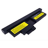 batteri for IBM Lenovo ThinkPad X200 X201 Tablet 42t4564 42t4657 42t4658 43r9256