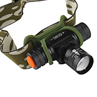 Lights LED Flashlights/Torch / Headlamps LED 160 Lumens 3 Mode Cree XR-E Q5 14500 / AA Rechargeable / Compact Size / Small Size