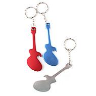 κιθάρα σε σχήμα μπρελόκ ανοιχτήρι μπουκαλιών (τυχαία χρώμα)
