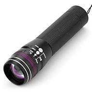 Lampes Torches LED / Lampes de poche LED 3 Mode 100 Lumens Autres AA Autres , Noir Alliage d'aluminium