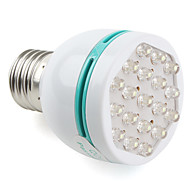 E26/E27 1 W 19 Dip LED 90 LM K Koel wit Spotjes AC 85-265 V