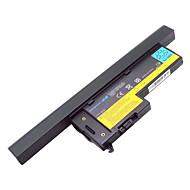 Batteri til IBM ThinkPad X61S X60 X61 X60S 40Y6999 FRU 92P1163 92P1165 92P1171 92P1170 42T5248 92P1168 40Y7001 40Y7003