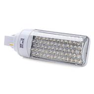 G24/E26/E27 3 W 78 Dip LED 250 LM Warm/Natural White Corn Bulbs AC220-240V
