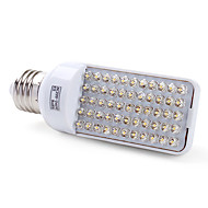 E26/E27 3W 55 Dip LED 200 LM Warm White T LED Corn Lights AC 220-240 V
