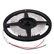 5M 50W 600x3528 SMD Blue Light LED Strip Lamp (12V)