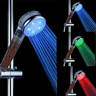 abs kromfinish ledet dusjhodet med vann filtrering funksjon