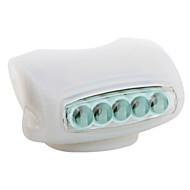 Luces para bicicleta La luz delantera de la bici / luces de seguridad LED Lumens Batería Blanco Ciclismo-Otros