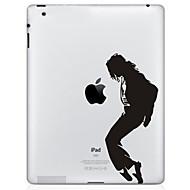 dançando etiqueta padrão de proteção para o novo iPad e iPad 2