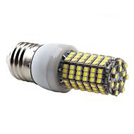 7W E26/E27 LED a pannocchia T 138 SMD 3528 450 lm Bianco AC 220-240 V