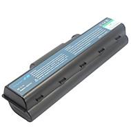 7800mah 9-cellers batteri for Acer Aspire 5335z 5338 5516 5532 5536 5536g 5541 5541g 5542 5542g 5734z 5735z 5737z