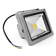 21W 1 Integrate LED 1230 LM Warm White LED Flood Lights AC 85-265 V