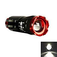 Luci bici , Illuminazione anteriore / Torce LED / Luci bici - 4 o più Modo Lumens AAA x 3 Batteria Ciclismo/Bicicletta / MultiusoNero /